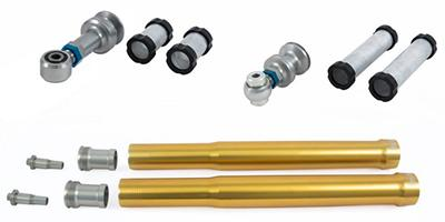 Precision Machined Components for OHLINS