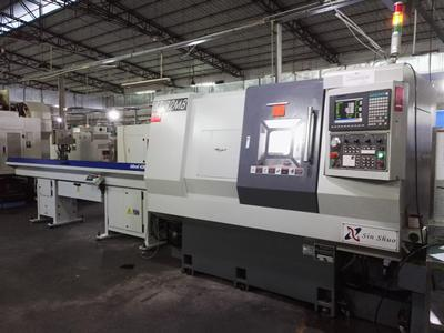 CNC Mill-turn Machining Service